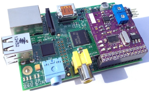 GMSK modem for the Raspberry Pi – Warrington Amateur Radio Club