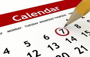 WARC Calendar